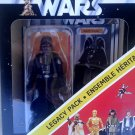 "Star Wars 40th Hasbro Black Series 6"" Action Figure - Darth Vader Kenner Legacy Pack"