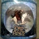 LOTR AOME Warriors & Battle Beasts Legolas & Gimli on Horseback 1/24 Miniatures Lord of the Rings