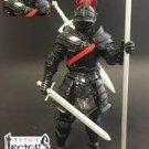 "Black Knight Mythic Legions Coliseum Series • Four Horsemen Studios 6"" AF (MOTUC, D&D, LOTR)"