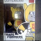 "G1 Classic Bumblebee Marvel Mighty Muggs Transformers Universe 6"" Vinyl Figure"