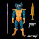 MOTUC Mer-Man 2.0 Wave2 Filmation Club Grayskull MOTU Mattel/Super7 Masters of Universe Classics