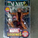 Marvel Sabretooth Legends Comic Series V/5 Toy Biz 6 In. Gentle Giant (2004)