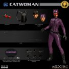 Mezco Direct Exclusive Catwoman (Purple Suit Variant) One:12 2018 Batman Day DC MDX [NRD]