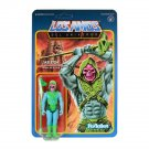 "2018 Los Amos Skeletor Power-Con ReAction Figure 3.75"" Super7 MOTU Figure (Mini Comic Vers)"