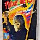 Jason Voorhees NES 8bit Neca 7-in Figure 2015 Nintendo Friday the 13th Video Game Edition