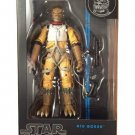 "2014 Hasbro Black Series #10 Blue Line Bossk Bounty Hunter Star Wars 6"" (Sealed)"