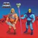 MOTU Club Grayskull HeMan & Skeletor 2.0 Filmation MOTUC Ultimate Classic Super7 2019 Mattel Masters