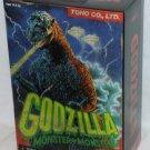 Godzilla (1989 NES 8-bit VGA) 2015 NECA 7-in Toho Kaiju Monster Reel Toys (1st Edition Variant)