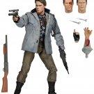 "Terminator 1984 Tech Noir NECA 7"" T-800 Ultimate Figure, 2016 Reel Toys, Arnold Schwarzenegger"