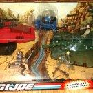 GI Joe ARAH Mobat/ HISS Tanks, Cobra Flight Pod 25th Ultimate Battle Pack Set Hasbro Vintage 1982