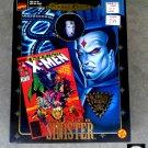 "Marvel Milestones Famous Cover Mr Sinister Retro 8"" Mego Toy Biz 1998 X-Men #240 Clothed Figure Doll"