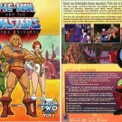 OOP He-Man/MOTU DVD Collection Masters of Universe Season 2 Vol. 1 Box Set 80s Classic Filmation BCI