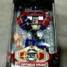 Optimus Prime G1 Convoy MP01 20th Transformers Masterpiece Battle Damaged MP-01 Hasbro 1984-2004