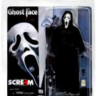 "GhostFace Scream 4 (Classic Mask) 8"" NECA Retro Mego Clothed Figure Doll, Reel Toys 2014 NOS"