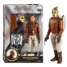 "Disney Rocketeer Legacy 6"" 1/12 Scale Figure 2015 Funko Cult Classics-Billy Campbell-Cliff Secord"