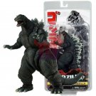 "Classic Godzilla 1994 SpaceGodzilla Neca 7"" Figure (12"" HTT) Toho Movie Kaiju Monster #42809 1st Ed"