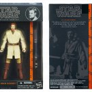 "Obi-Wan Kenobi 6"" Star Wars Black Series #10 Orange Line RotS/The Clone Wars Hasbro 2013-2014"