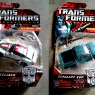 Hasbro TF Kup & Wheeljack Generations 2010-2011 Transformers Universe Classics Deluxe Class Set W6