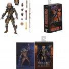 "City Hunter Predator Ultimate NECA 7"" Scale Figure - Predator 2 Movie Reel Toys 2016 Authentic 17+"