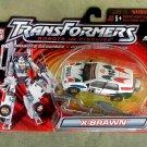 Autobot X Brawn (Super) Hasbro Transformers RiD 2001 [Car Robots Wild Ride] Deluxe Class (80646)