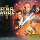 Star+Wars Boxset VHS Tape, Film Cell + Comic Pack Lot Episode I The Phantom Menace Dark Horse Video