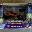 TF: Energon Decepticon Mirage 2003 Hasbro Transformers Mega Combat Class 80253 [Sealed]