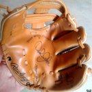 "Rawlings Derek Jeter 9"" Deep Pocket Hinged Pad Leather Baseball & Softball Glove RHT (RBG158) EUC"