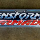 TF: Armada KB Toys Excl. Promo Hasbro Transformers Complete Collection Door Poster 42x11 [Sealed]
