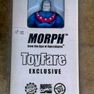 "Marvel X-Men (Wizard/Toyfare Exclusive) Morph ToyBiz 5"" Figure Promo [Sealed} AFA Uncirculated"