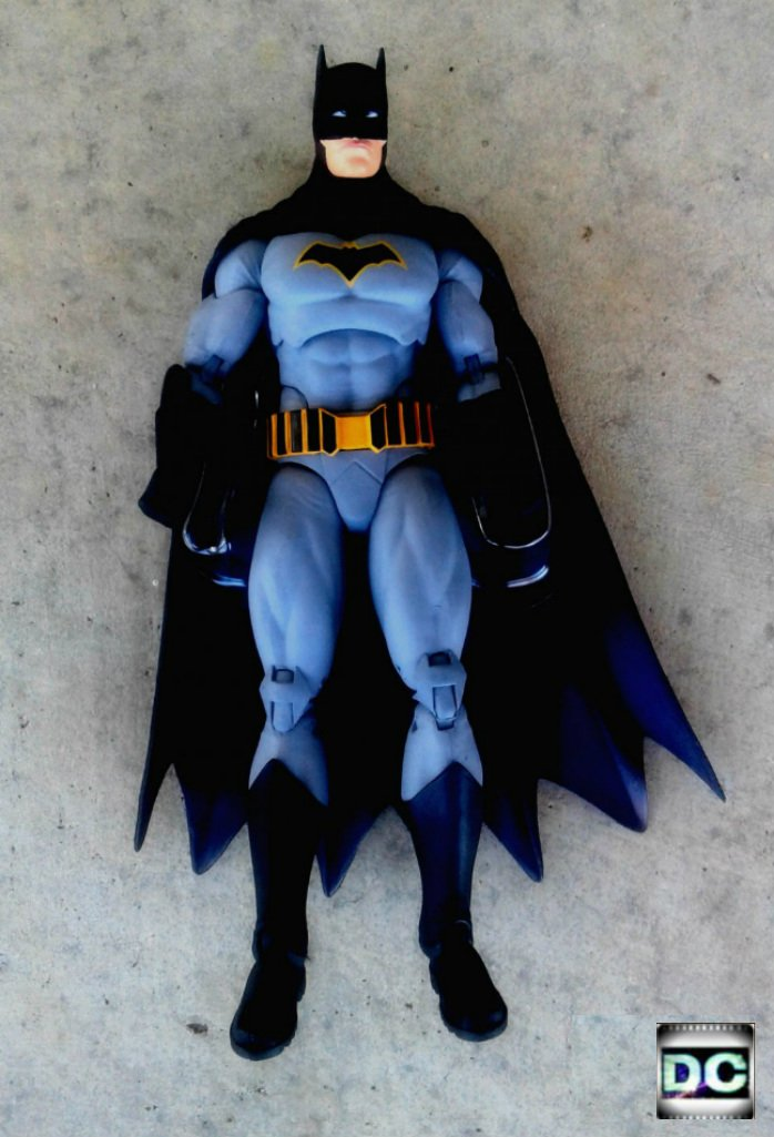 DC Icons Batman Rebirth 2017 DC Universe 6in DCU Direct JLA 7-Pack Comic Collectible Figure