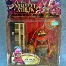 Palisades Muppet Show Series 1 Dr Teeth Figure, Muppets Band Electric Mayhem Henson 25 Disney 2002