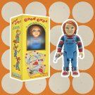 Child's Play Chucky Good+Guys Doll Prop Replica Super7 ReAction Figures NYCC 2020 Exclusive