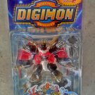 Digimon DReal Digi Warrior Imperialdramon BanDai Action Figure 13404 (2001) Digital Monsters S2