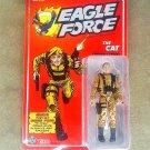 "(Mego) Eagle Force 1981 The Cat Zica Toys 1:18 Kickstarter 3.75"" Action Force GI Joe FSS Club 2019"