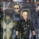 """Resident Evil 3: Wesker Hunter Palisades Toys 2002 Capcom 7"""" Action Figure Series 3 Set"""