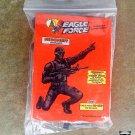"(Mego) Eagle Force Midnight Commando (1983 Snake Eyes) Zica Toys 1:18 3.75"" Action Force GI Joe FSS"