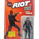 "Eagle Force 4"" Ultima Thule (RIOT Leader) Zica Toys Remco 1:18 Action Force 3.75 GI Joe"