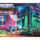 "2021 Mattel MOTU Castle Grayskull Playset/Sorceress Masters Universe Origins Retro 5.5"" GXP44"