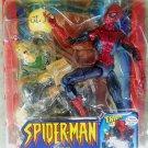 "Spiderman Classics Spider-Sense Light-Up Toy Biz 2002 Marvel Legends Spider-Man 6"" Action Figure"