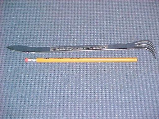Japanese Bonsai Root Rake / 3 Tine Stainless Steel