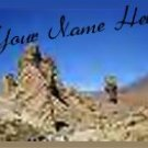 Ebay Store Logo Desert Rock Formation View Dress Up your Ebay Store Add your Store Name!!