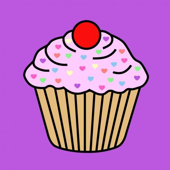 Sweet Cakes 3 - 8x8 Print