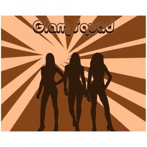 Glam Squad 4 - 8x10 Print