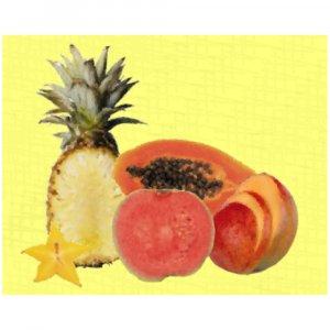Tropical Fruits - 8x10 Print