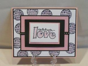 Celebrate Love # 158