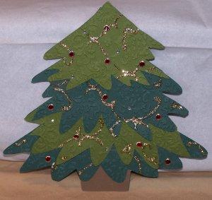 Glitter Tree #271