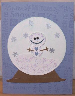 Snow Globe #273