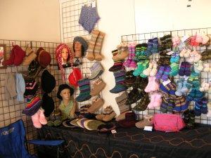 Handmade Unisex Wool Slipper Socks Mukluks Infant Size