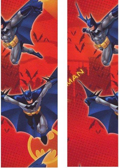 """BATMAN Children's Ceiling Fan 42"""" w/ Light NIB!"""