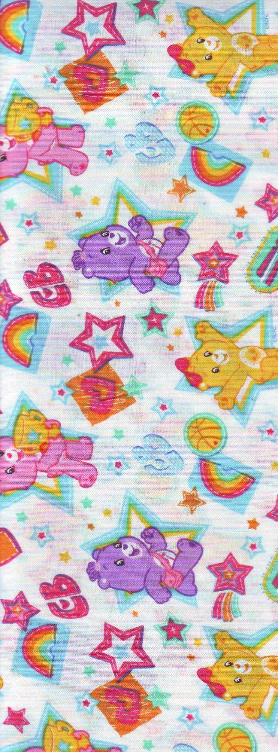 CARE BEARS Childrens Ceiling Fans, 42 inch with Light NIB